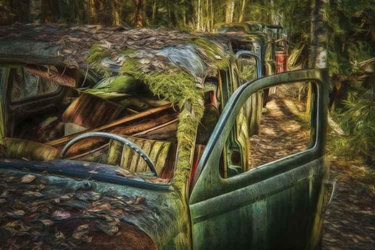 Long Term Parking -