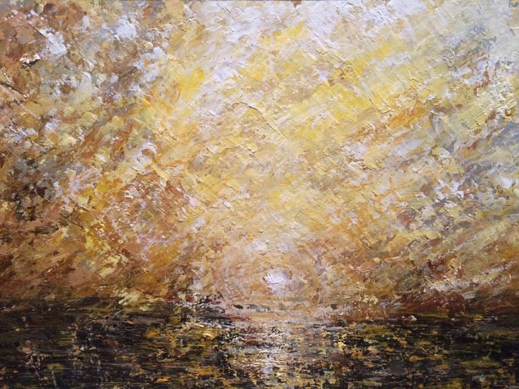Turner inspired sunset - Image 0