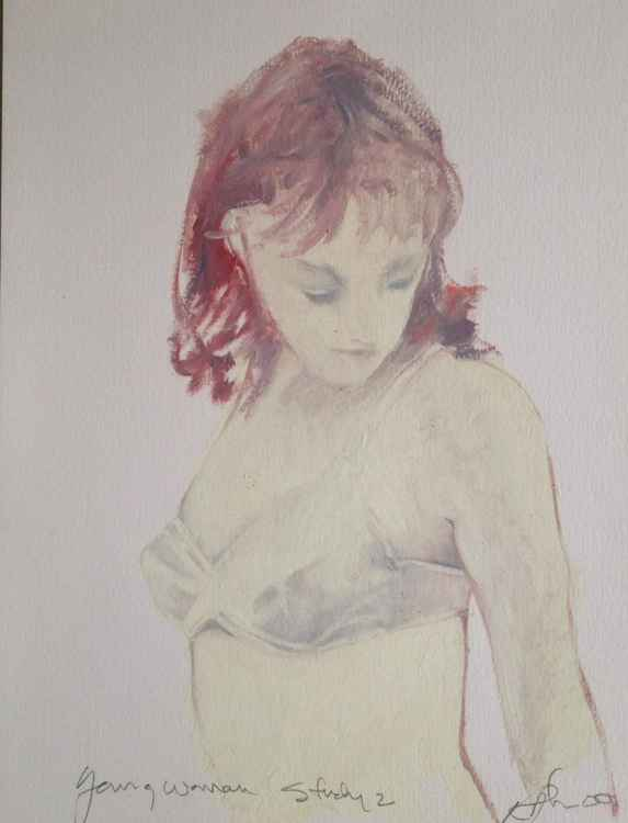 Young Woman Study 2