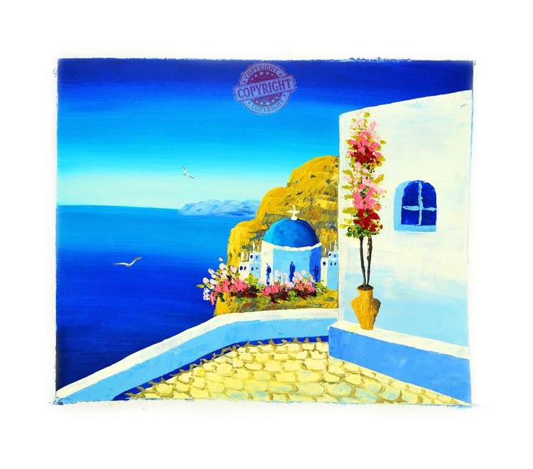Santorini 3 - Image 0