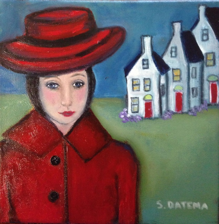 The Red Coat - Image 0