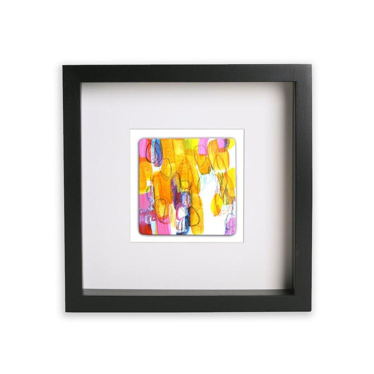 mini abstract #99 - Image 0