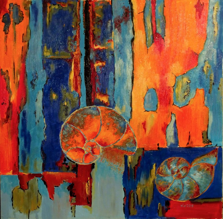Blue Erosion - Image 0