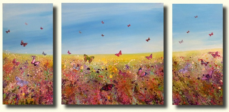Spring Butterfly Meadow - Image 0