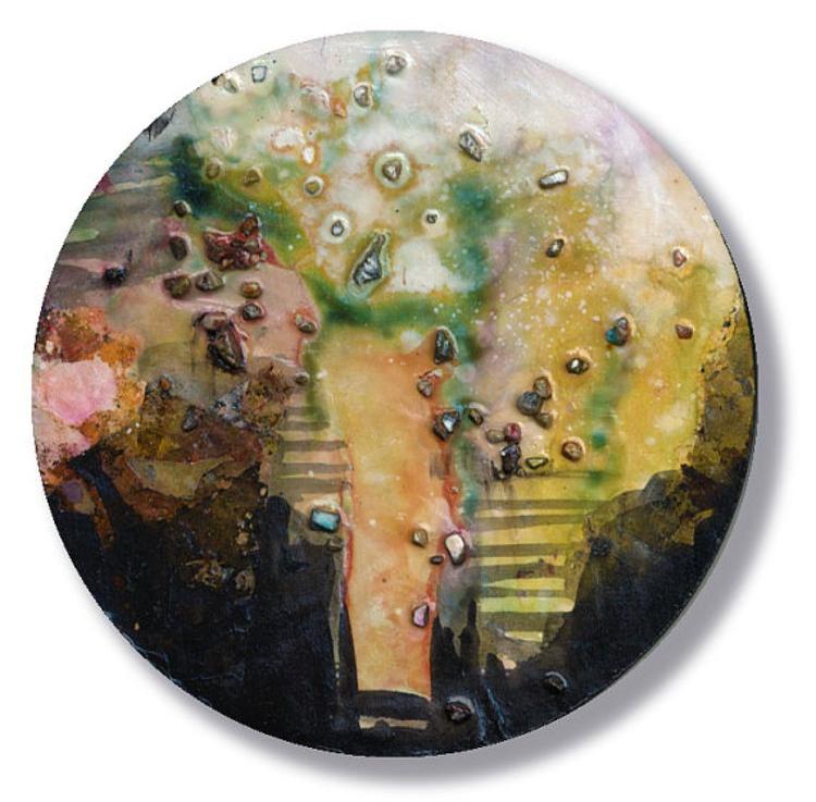 Circle Abstraction Series . No. 42 - Image 0
