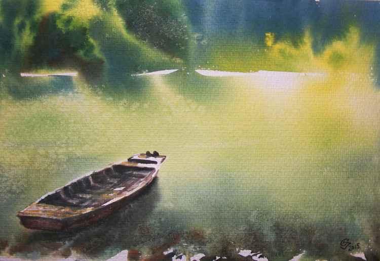 """Emerald lake"" -"