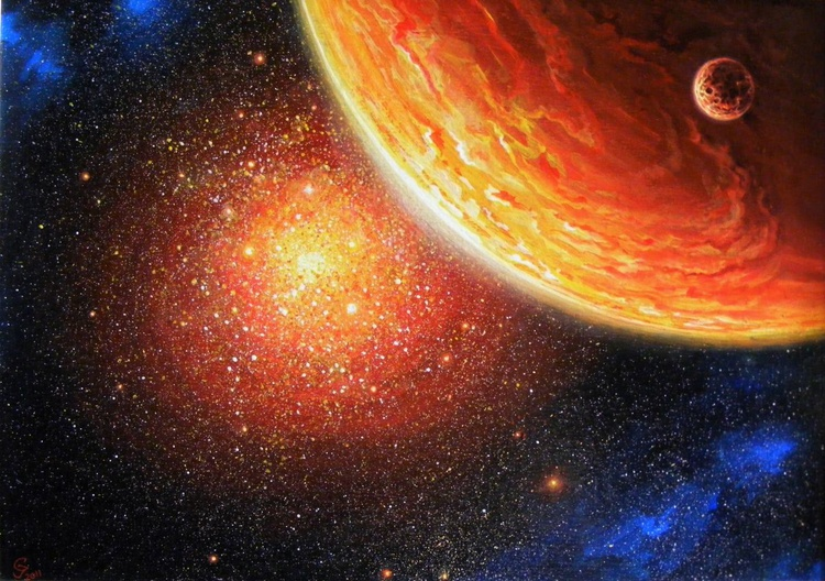 Star cluster- G5S308 - Image 0