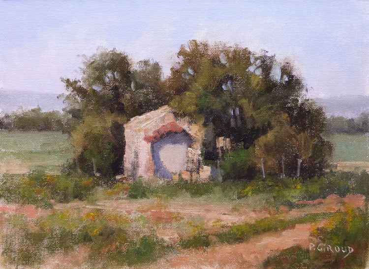 Old Shed in Provence -