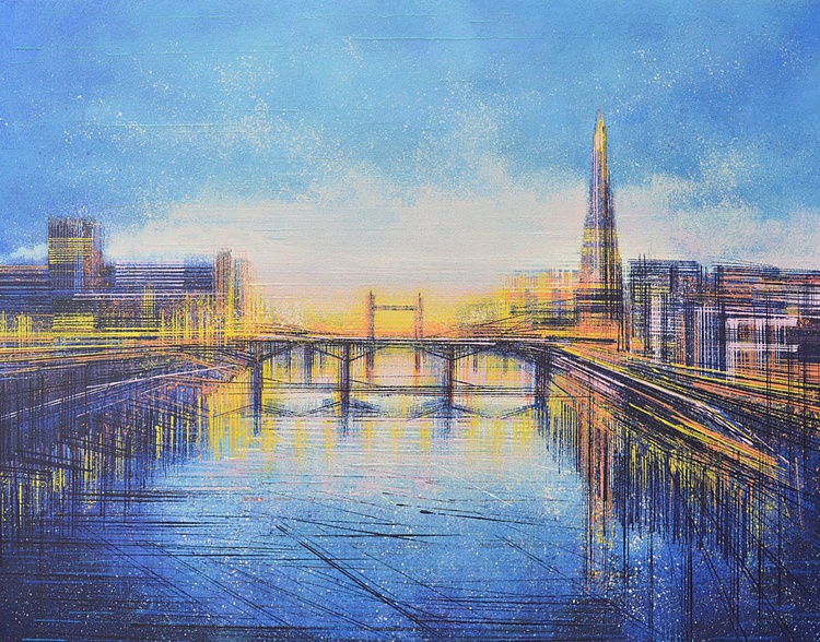 London City Sunset - Image 0
