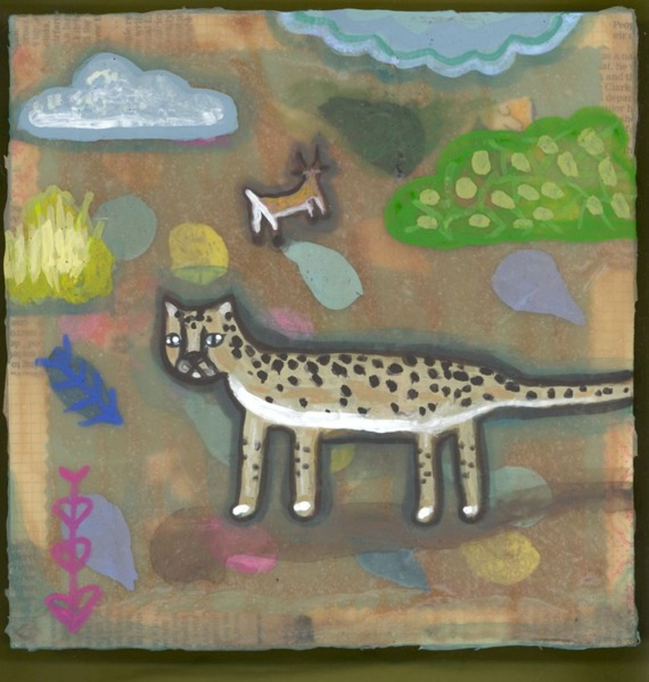 Cheetah on the African Plains - Image 0