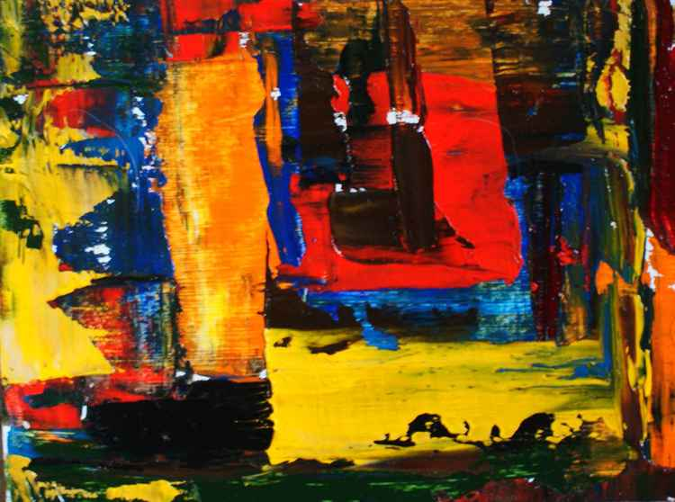 Abstraction No. 12.
