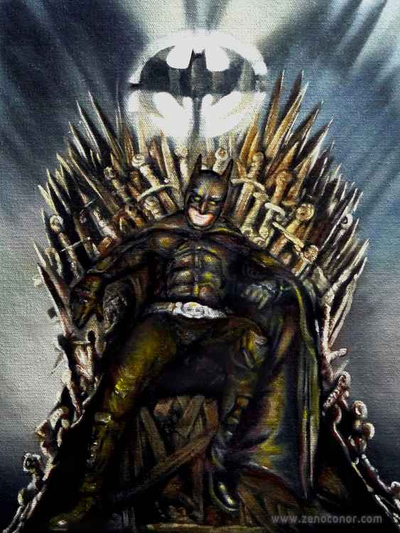 Batman  (IRON THRONE) -