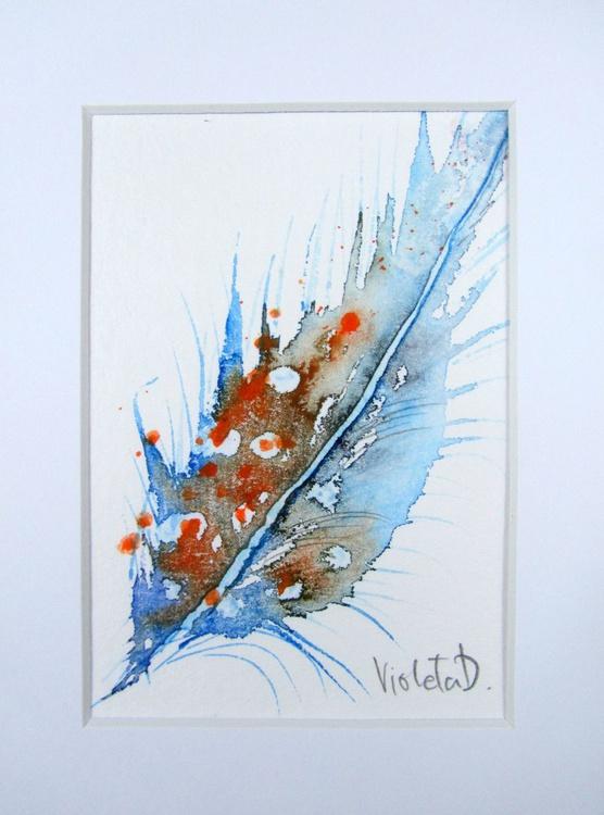 Feather Christmas 5 - Image 0