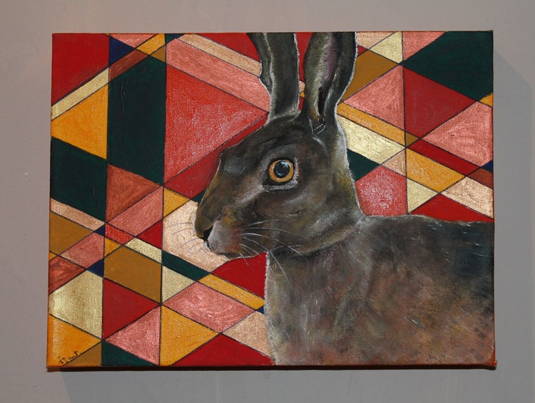 The Geometric Hare - Image 0