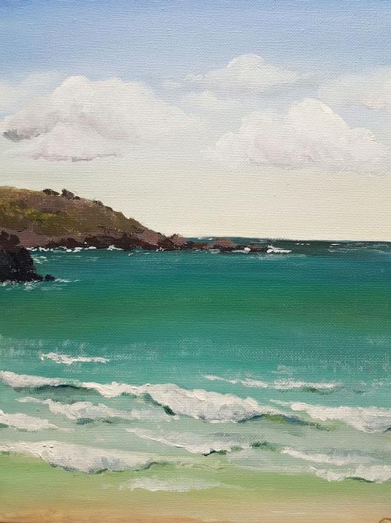 St Ives Seascape - Image 0