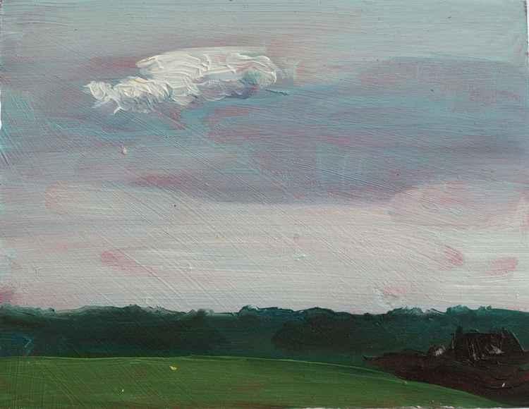 Landscape study -