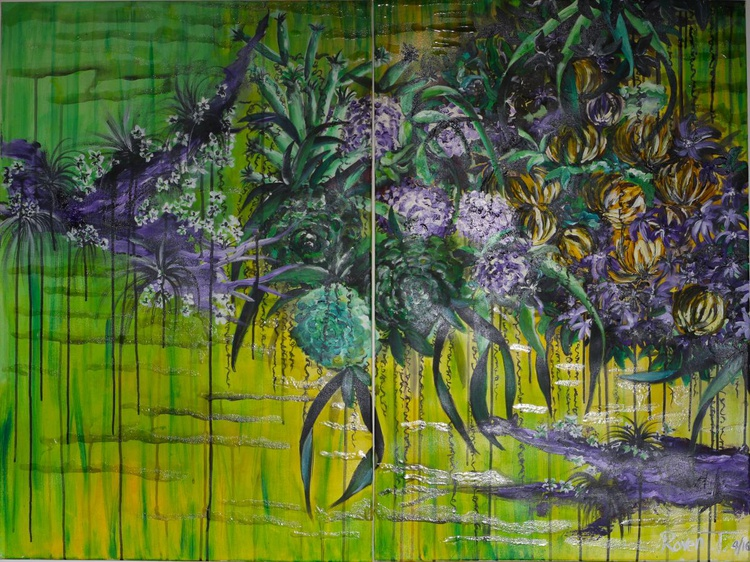 "UNGU - A ""FLOWERS"" COLLECTION - Image 0"