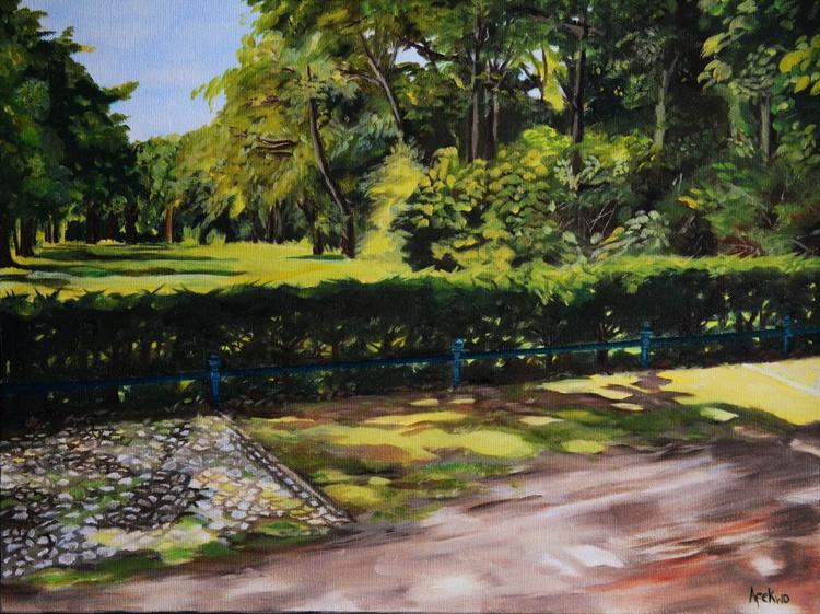 A long walk through Tiergarten - Image 0