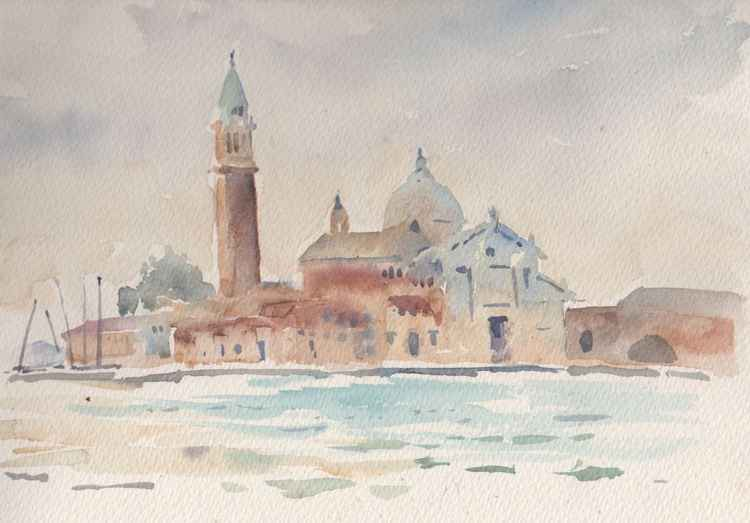 Early morning, Venice -