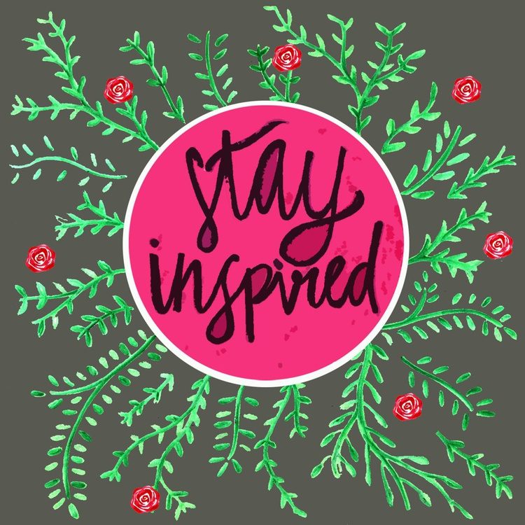 Stay Inspired - Image 0