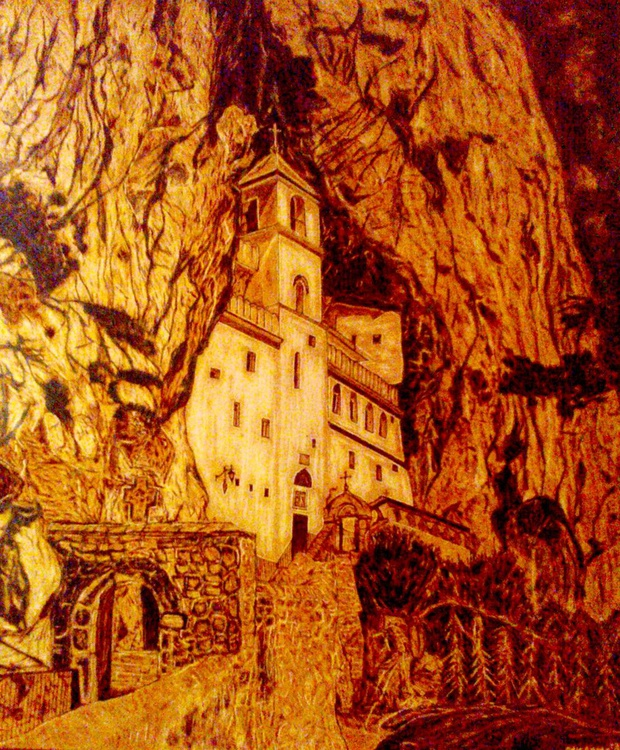 Ostrog monastery - Image 0