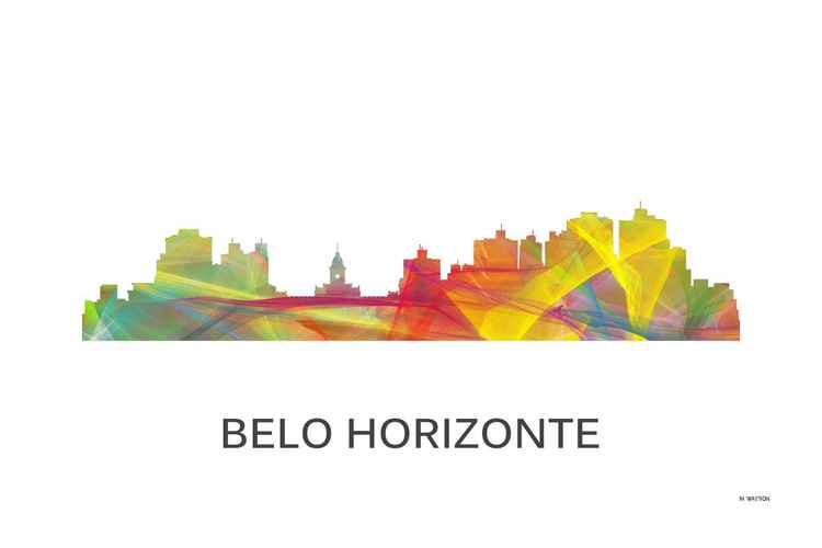 Belo Horizonte, Brazil Skyline WB1 -