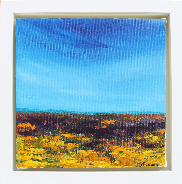 Blue Sky over the Moors - Image 0