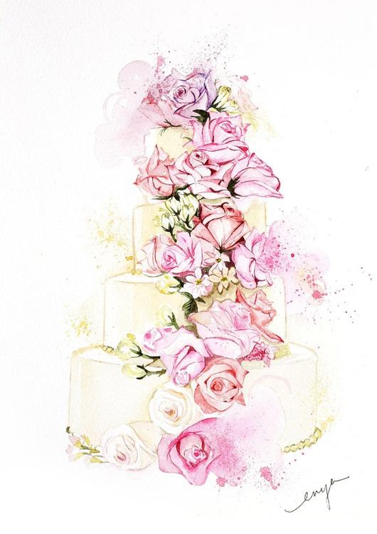 Wedding cake - Image 0