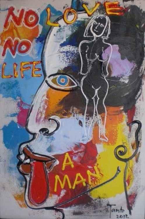 No love no life -