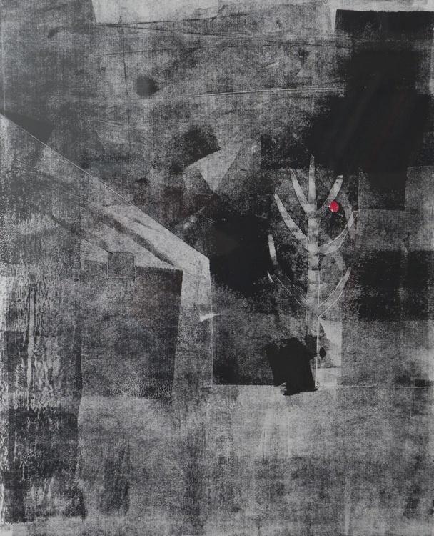 Mono print 14 - Image 0