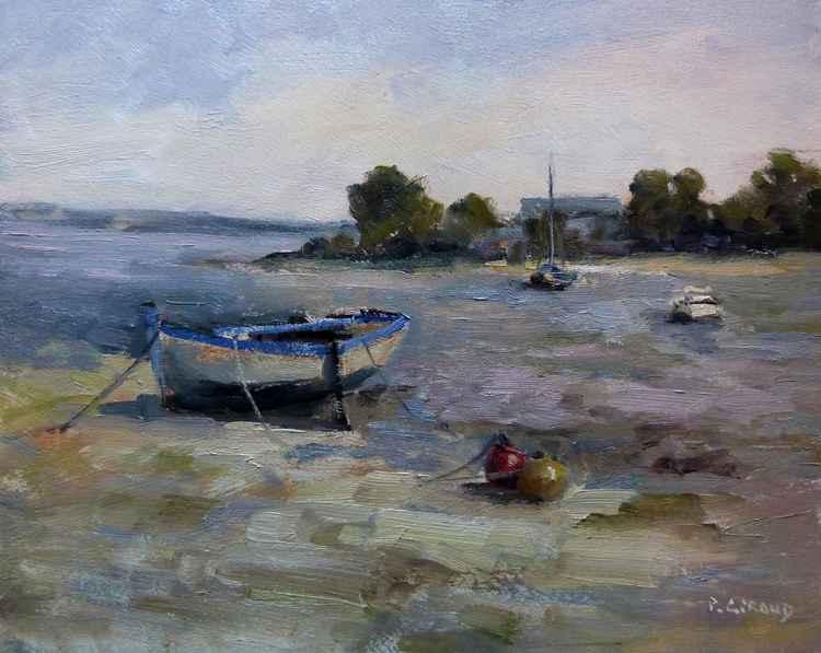 Small Boat near Loctudy -