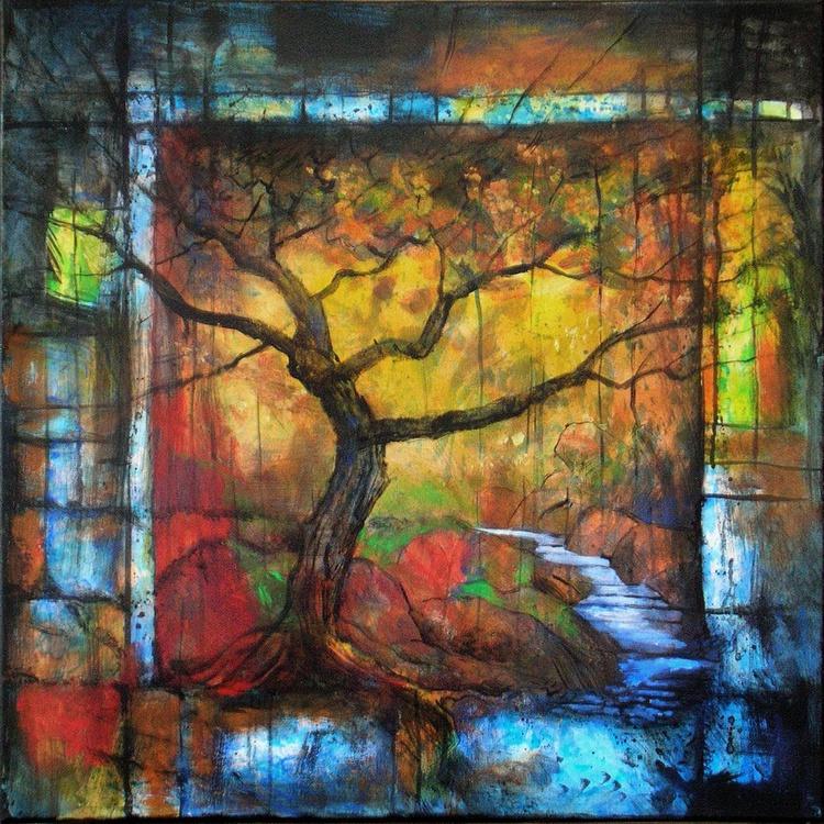 Dartmoor tree II - Image 0