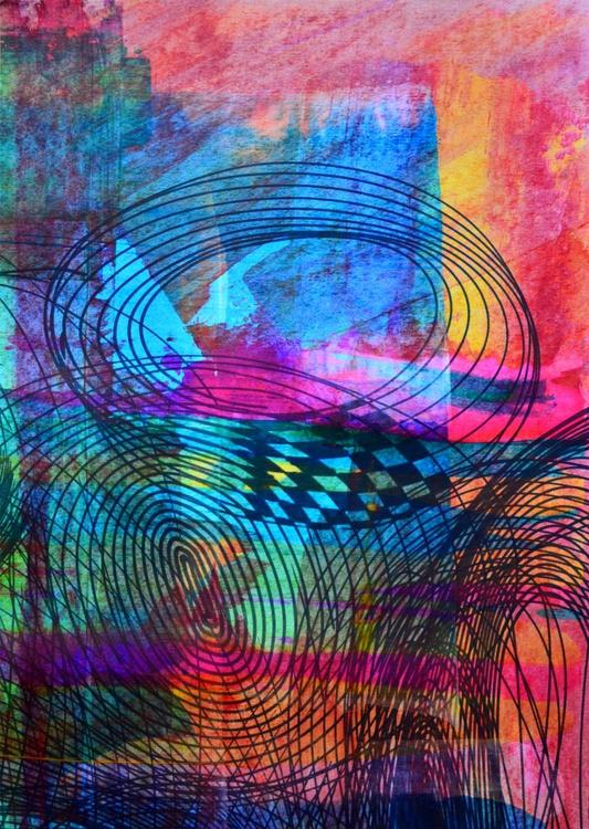Abstract Vibrations 008 - Image 0