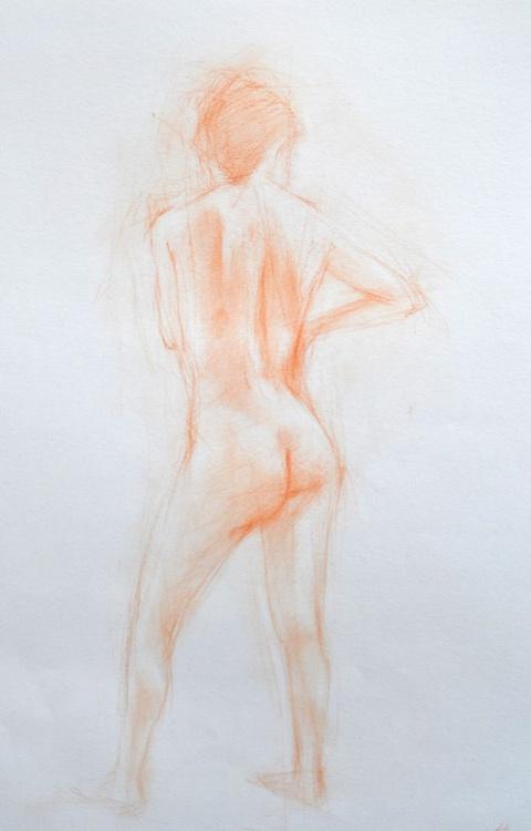 Sanguine nude 1 - Image 0