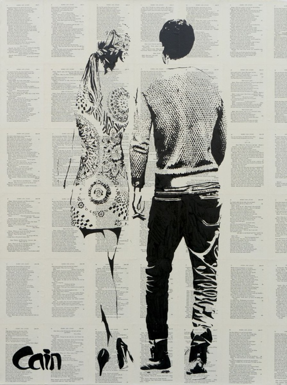Star Crossed Lovers - Limited Edition Screen Prints - Image 0