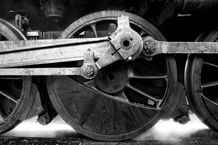 Locomotive 6064 -