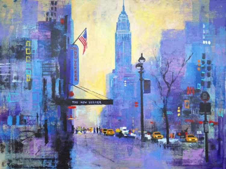 NY 34th St -