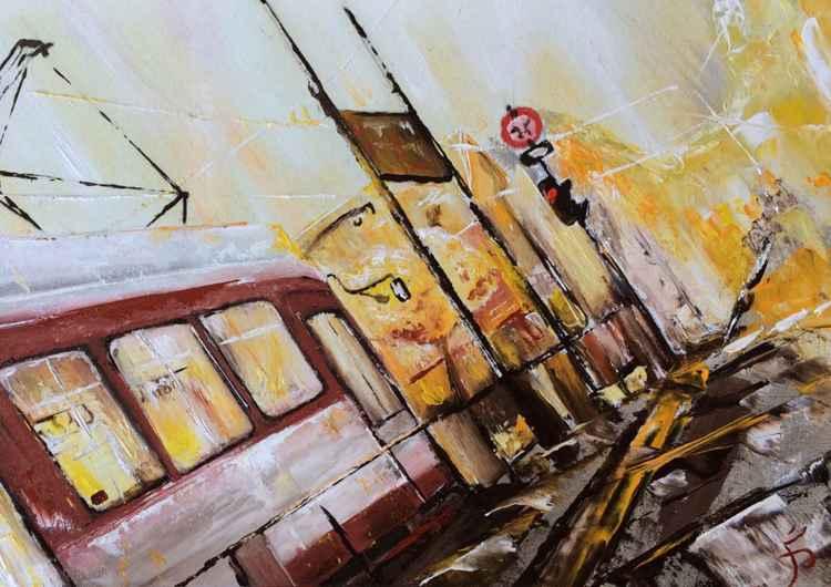 The Freiburg Studies: Tram no.01