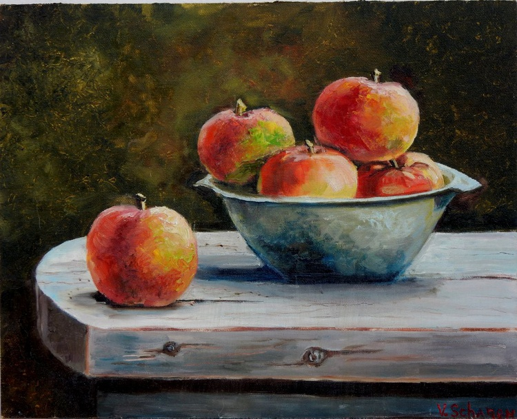 Apples. Still life - Image 0