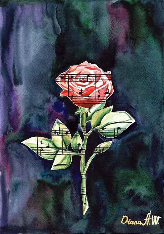 Rose, Red Rose -