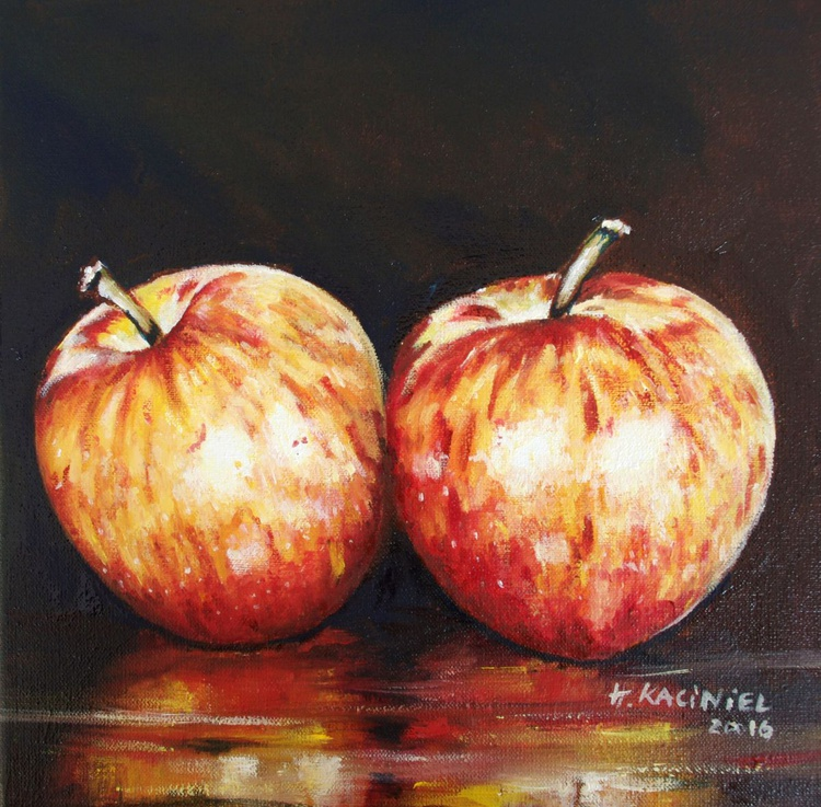 """ A Pair of Apples"" - Image 0"