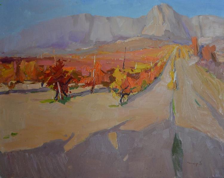Crimean vineyards - Image 0
