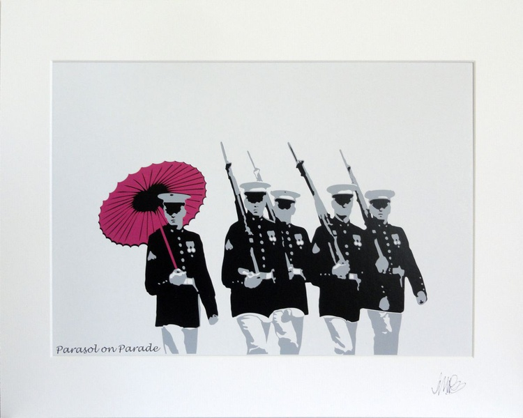 Parasol on Parade - Image 0