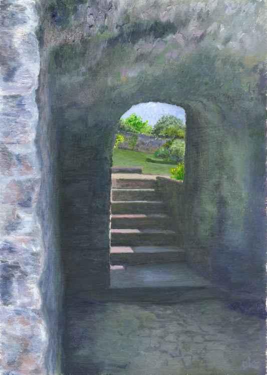 Aberglasney Arches 4 -