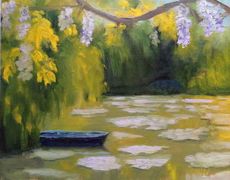 Monet's Pond -