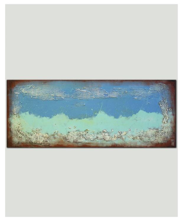Twice in Blue Landscape - 408 - Image 0