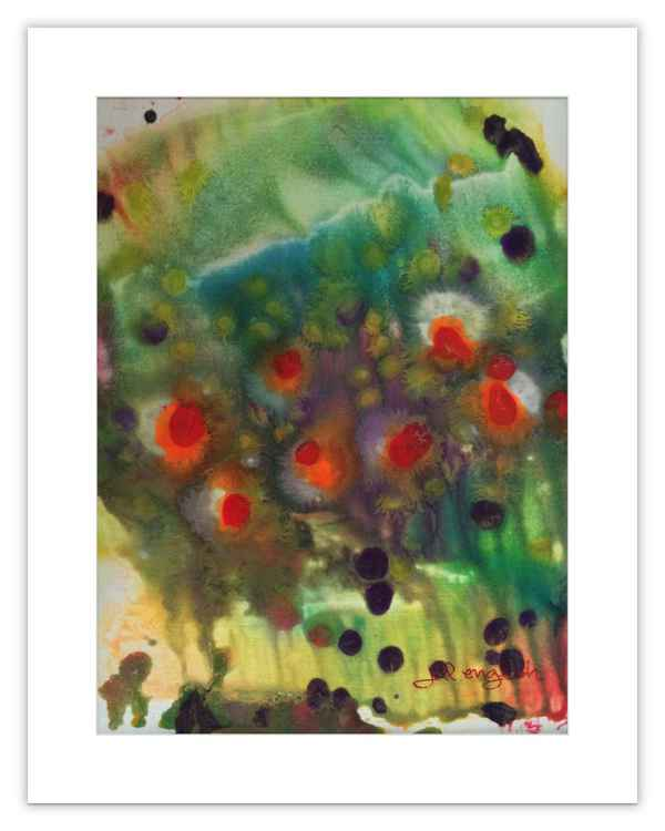 Fall Poppies