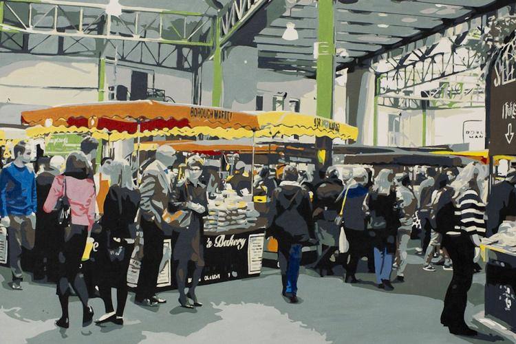Borough Market 2 - Friday Morning - Image 0