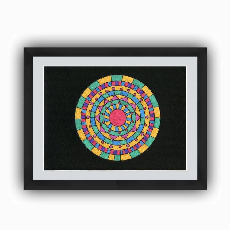 Mandala #2 - Image 0