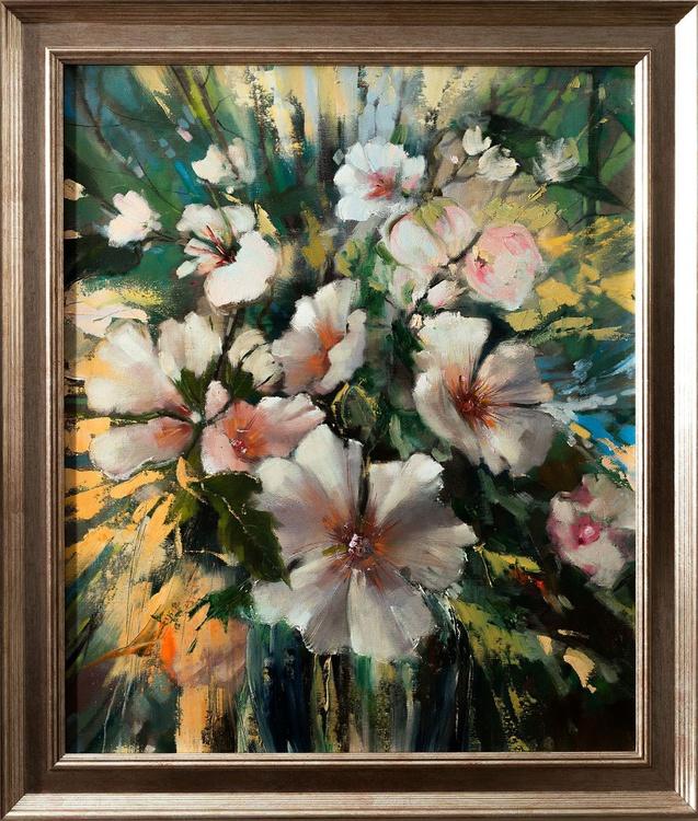 'White Flowers' - Image 0